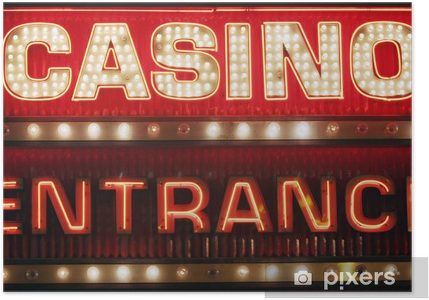 Neon casino entrance sign all star casino review