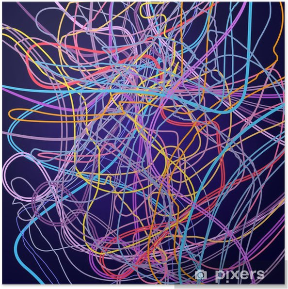 Neon ger ljus at konsten