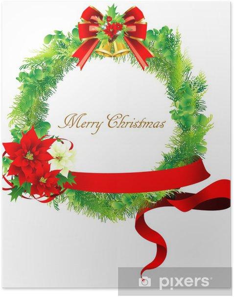 Poster Noël - Fêtes internationales