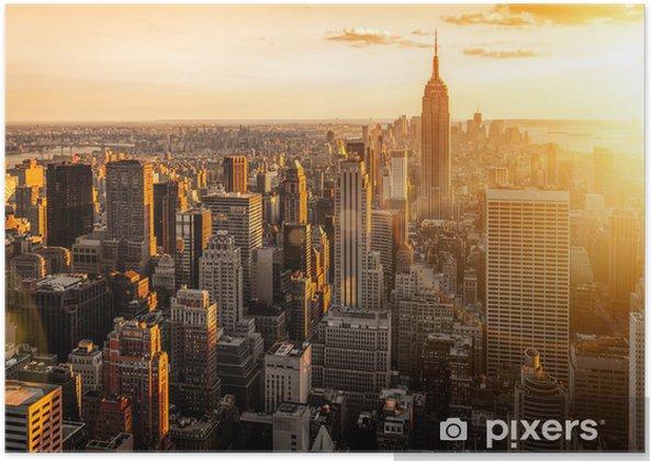 Póster Nueva york -