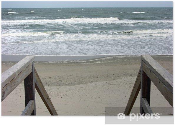 ocean view Poster - Water