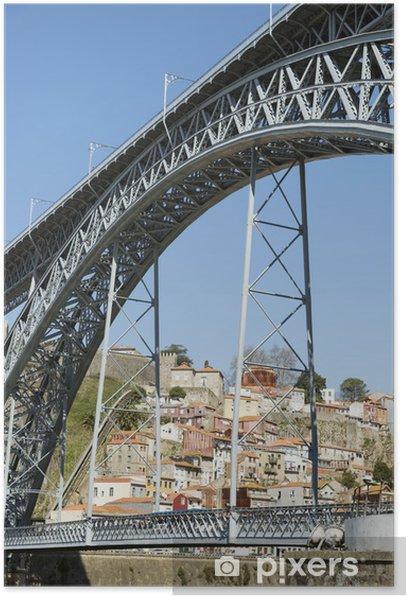 Poster Oporto - Europe