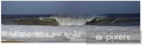 Poster Panorama de surf - Eau
