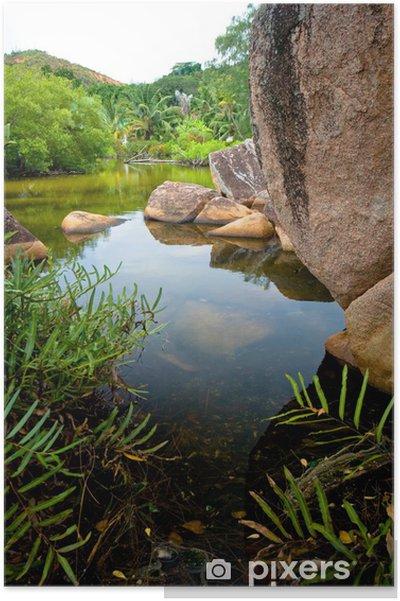 Póster Paradis - Maravillas de la naturaleza