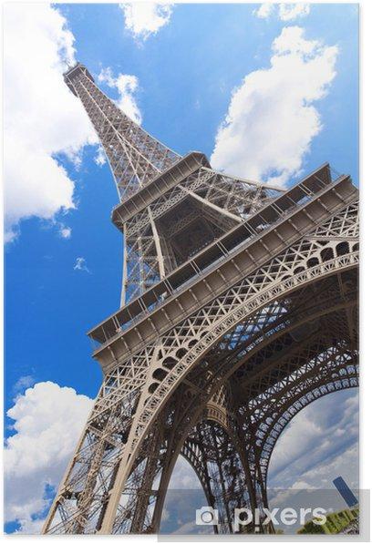 Paris Poster - European Cities