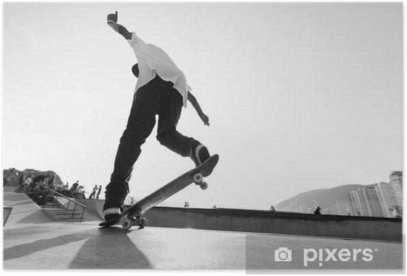 Póster Patín Radical - skate - Skate
