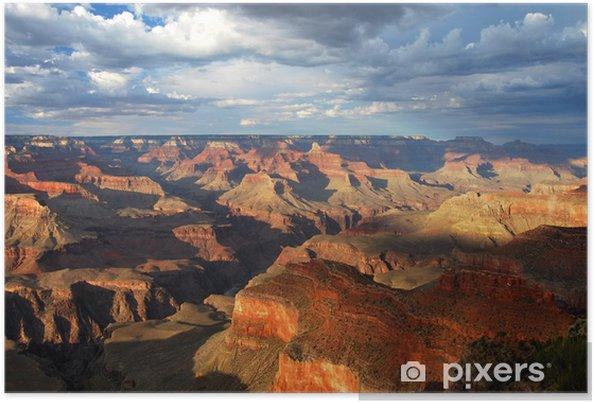 Poster Paysage du Grand Canyon Colorado USA - Amerika