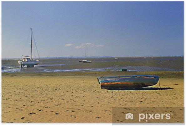Poster Paysage maritime - Vacances