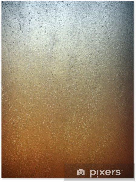 Poster Peindre la texture de fond - Art et création