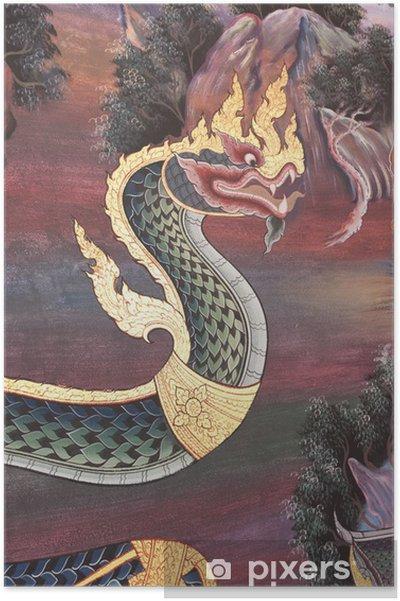 Poster Peintures d'art - Thèmes