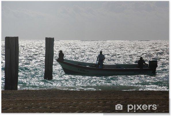 Póster Pesca - Deportes de exterior