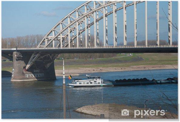 Poster Pont - Europe