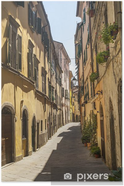 Poster Pontremoli (Toscane) - Thema's