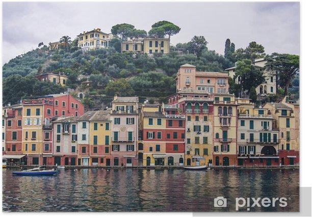 Poster Portofino - Europe