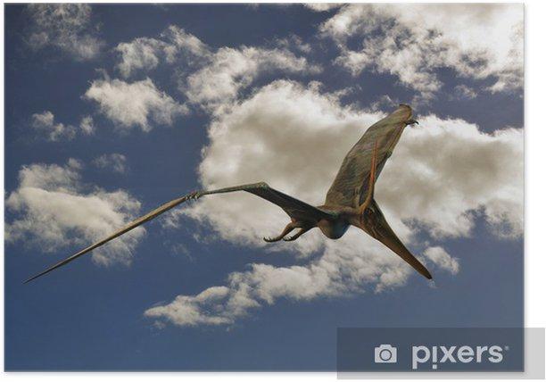 Poster Pteranodon - Thèmes