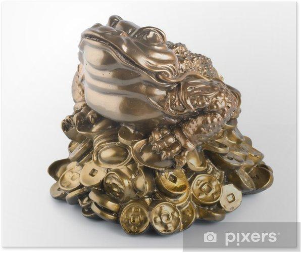 Póster Rana moneybox - Otros objetos