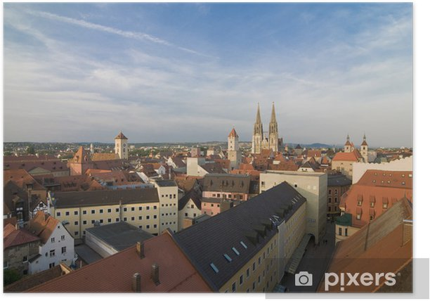 Poster Regensburg Pustet Passage - Europa