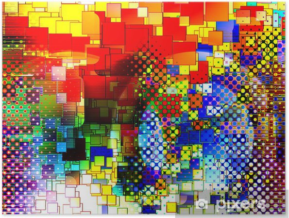 Póster Resumen Fondo 3 - Abstractos