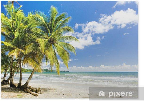 Rockly Bay, Tobago Poster - America