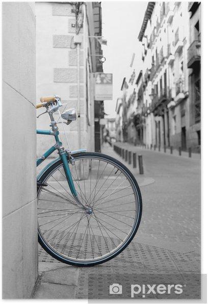 rueda de bicicleta Poster - Bikes