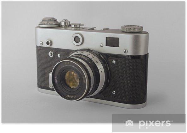 Poster Russie réplique Leica - Mode