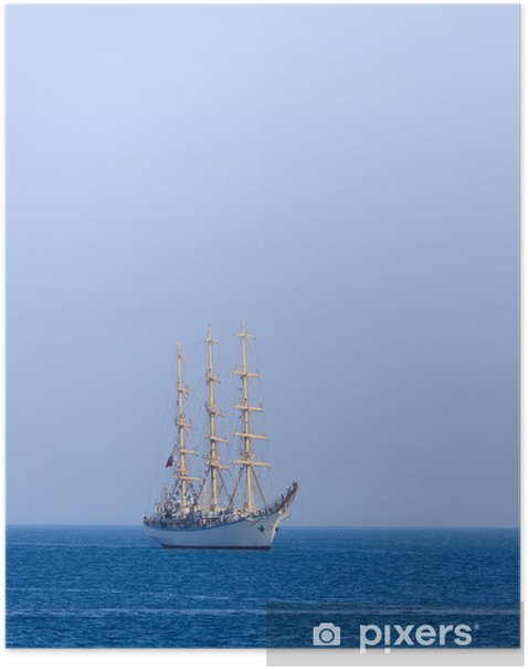 Poster Sailboat - Bateaux