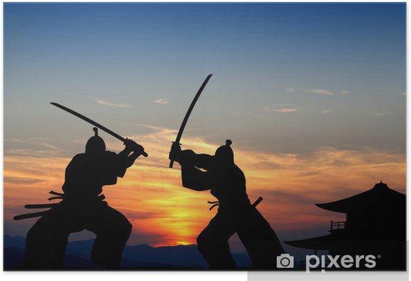 Samurai Poster - Styles