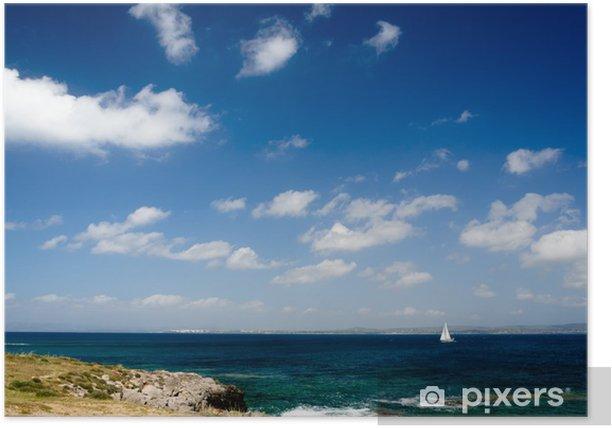 Sardegna, Carloforte Poster - Holidays