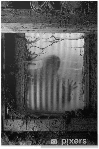 Póster Scary Halloween de fondo - Temas