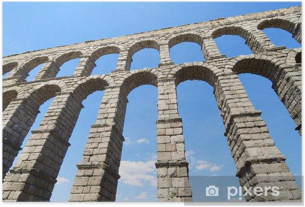 Poster Segovia - Europe