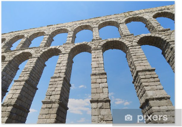 Segovia Poster - Europe
