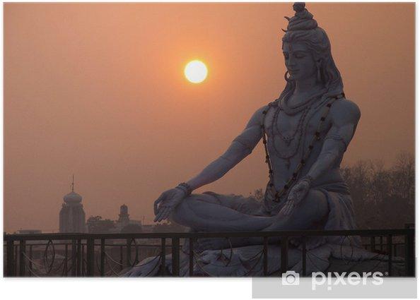 Poster Shiva - Esotérisme