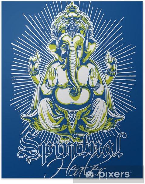 Spiritual healer Poster - Signs and Symbols