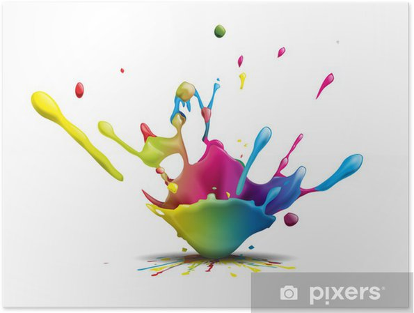 Poster Splash 2 2711a - Concepts