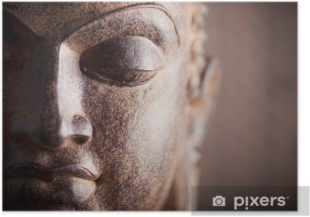 Statue de bouddha Poster - Themes