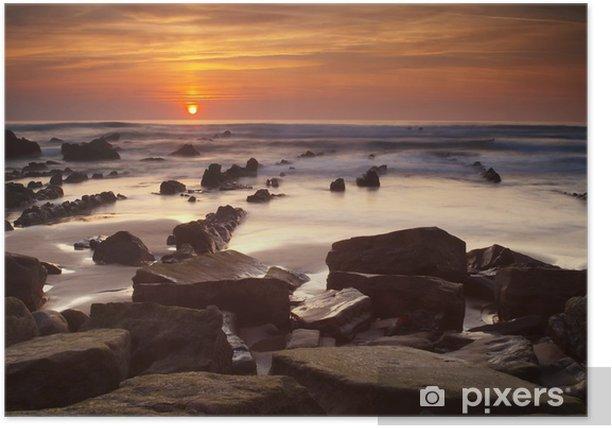 sunset Poster - Skies