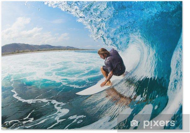 Póster Surfing - Temas