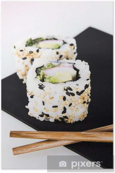 Poster Sushi 1 - Sushi