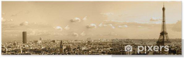 Poster Tak i paris - iStaging