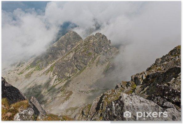 Póster Tatra Kościelec - Temas