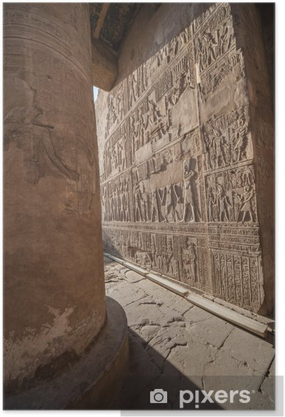 templo luxor Poster - Esoteric