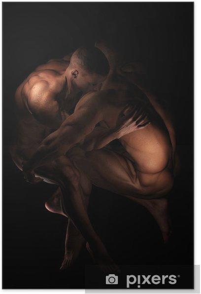 Poster Ténébres - Hommes
