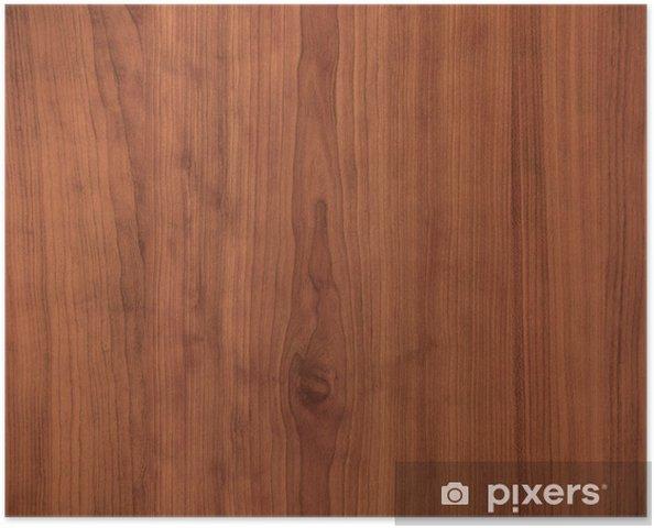 Póster Textura Mesa De Madera • Pixers®