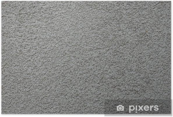 Poster Texture en béton (qualité moyenne) - Thèmes