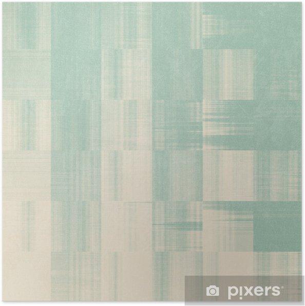 Poster Texture et le contexte - Textures
