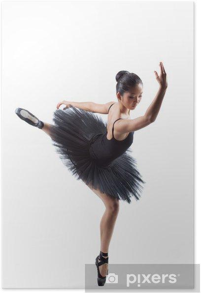 the dancer Poster - Ballet