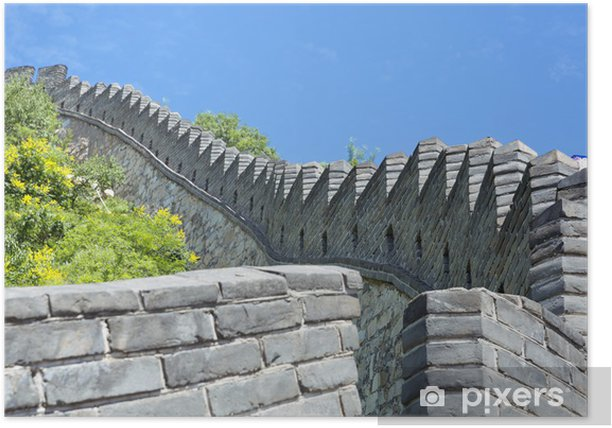 The Great Wall of China Poster - Asia