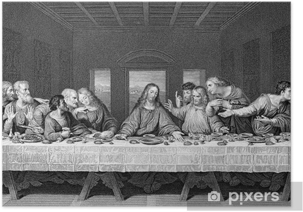 The Last Supper Poster - Themes