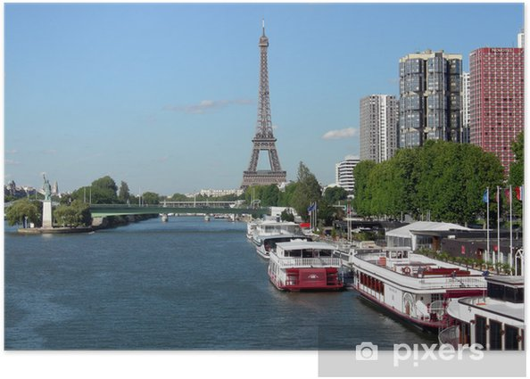tour4 Poster - European Cities