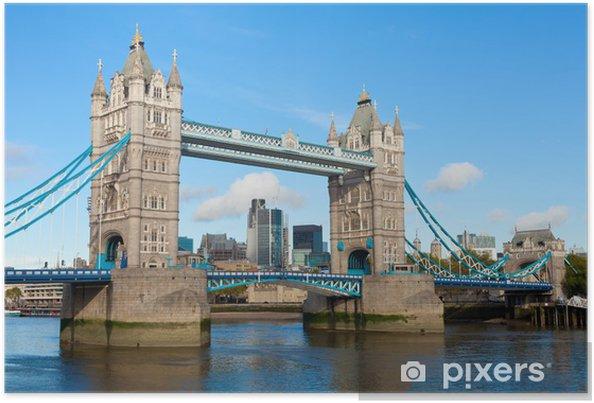 Poster Tower Bridge - Thema's